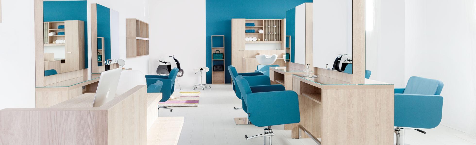 Espace PAHI Blue Hairdressing