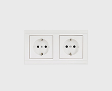 White socket by PAHI Barcelona